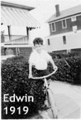 Edwin Bike